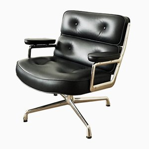 Lobby Chair von Charles & Ray Eames für Vitra, 1960er