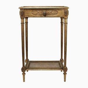 Antiker Louis XVI Konsolentisch