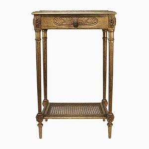 Antique Louis XVI Console Table