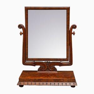 Miroir William IV Antique en Acajou
