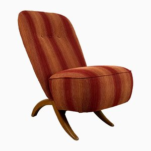 Mid-Century Congo 1001 Lounge Chair by Theo Ruth for Artifort, 1960s