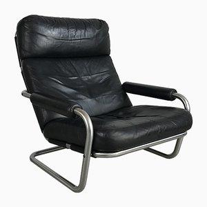 Vintage Sir Oberman Model 600 Lounge Chair by Jan Des Bouvrie for Gelderland, 1970s