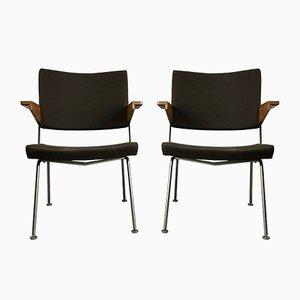 Modell 1445 Sessel von André Cordemeyer für Gispen, 1960er, 2er Set