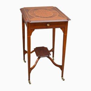 Table Console Édouardienne Antique