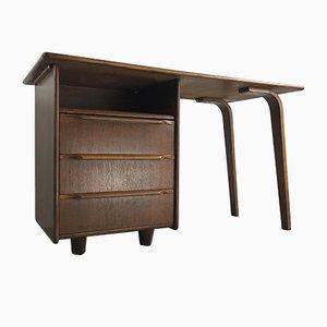 Mid-Century EE02 Schreibtisch aus Eiche von Cees Braakman für Pastoe, 1950er