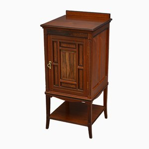 Antique Bedside Cabinet from Lamb of Manchester
