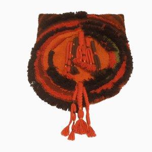 Vintage Wandteppich aus Wolle, 1970er