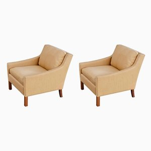 Sessel von Ib Kofod-Larsen für OPE, 1960er, 2er Set