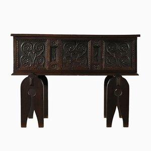Italian Neo-Renaissance Style Bar Cabinet
