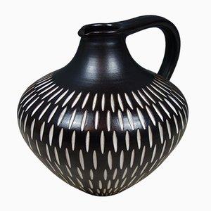 Vase Henkel Vintage en Céramique de Wilhelm & Elly Kuch