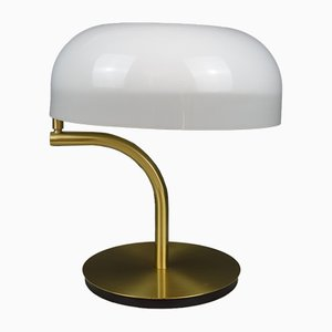 Vintage Table Lamp by Gaetano Scolari for Valenti Luce