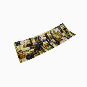Centre de Table Gonfalone R50 en Verre de Murano Aventurine par Stefano Birello pour VéVé Glass