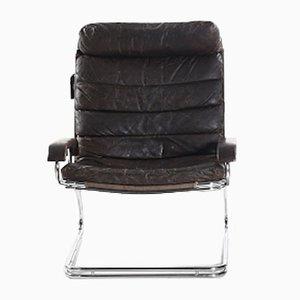 Chaise FUGA par John Mortensen pour Thams Furniture, 1970s