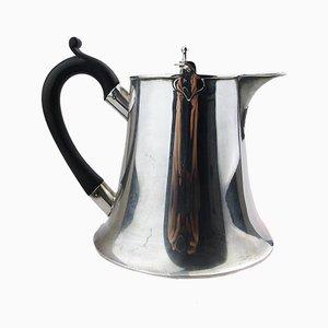 Pichet / Pot à Chocolat Art Nouveau en Plaqué Argent de Marplers & Co