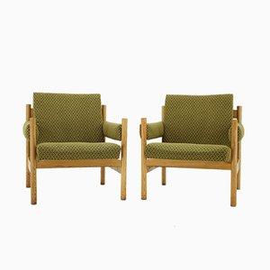 Vintage Sessel von Mona, 1974, 2er Set