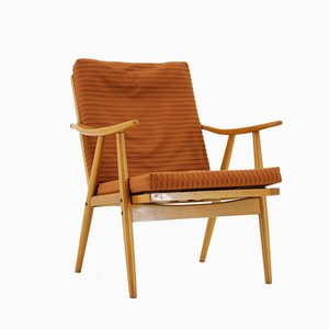 Mid-Century Lounge Chair, 1970s