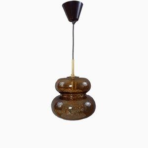 Lámpara Bubblan de Carl Fagerlund para Orrefors, años 60