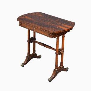 Table Basse Regency Antique en Palissandre