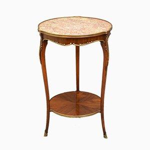 Table Basse Antique en Palissandre