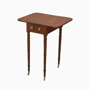 Antique George III Mahogany Console Table