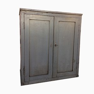 Fir Workshop Cabinet, 1950s