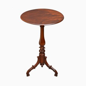 Antique William IV Mahogany Wine Table