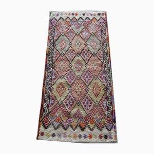 Handmade Oushak Rug, 1970s