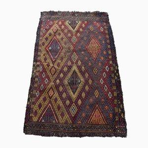 Handgewebter türkischer Teppich, 1970er