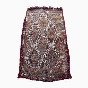 Türkischer Vintage Teppich mit Nomadenmuster, 1970er