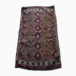 Vintage Turkish Kilim Rug, 1970s