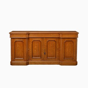 Antique Victorian Oak Sideboard