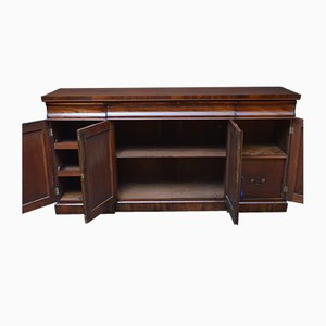 Antique Early Victorian Mahogany Sideboard