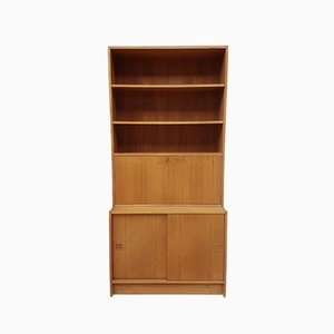 Danish Bookcase Secretaire, 1970s