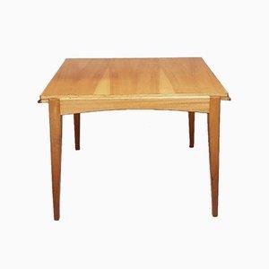 Mesa de comedor danesa Mid-Century de nogal de A. Younger Ltd., años 50
