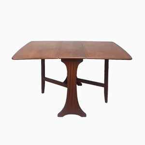 Mid-Century Extendable Drop Leaf Gate Leg Dining Table from G-Plan, 1960s