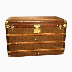 Courrier Steamer Trunk from Louis Vuitton, 1930s