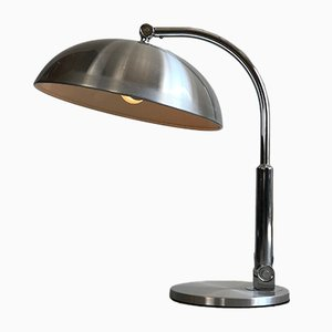 Vintage Desk Lamp by H. Busquet for Hala Zeist, 1970s
