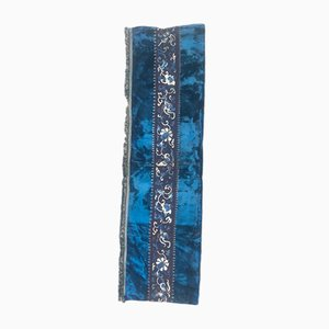 Tapiz chino de seda bordada, años 20
