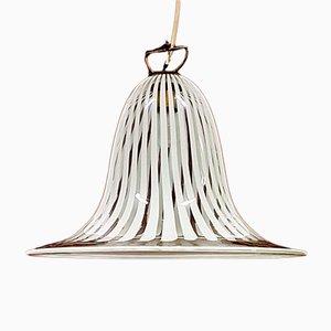 Große Lampe aus Muranoglas von Kalmar Franken KG, 1960er