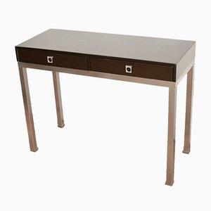 Table Console par Guy Lefevre pour Maison Jansen, 1970s