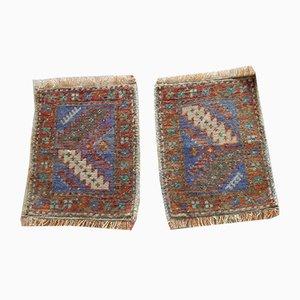 Kleine türkische Teppiche, 1970er, 2er Set