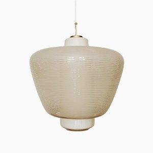 Grande Lampe à Suspension par Aloys Gangkofner pour Peill & Putzler, 1950s
