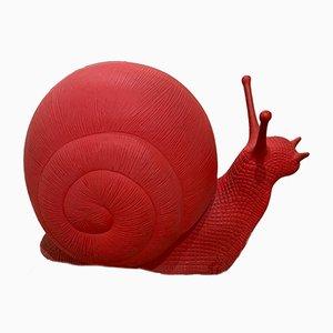 20/99 Red Art Snail from Cracking Art, 2000s