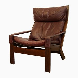 Norwegian Armchair from Westnofa, 1970s