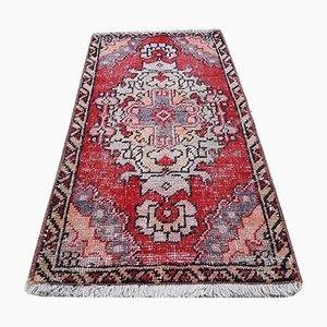 Türkischer Vintage Teppich, 1970er