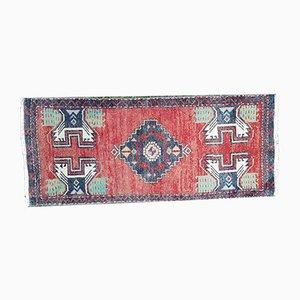 Handgeknüpfter türkischer Vintage Teppich, 1970er