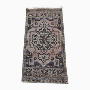 Kleiner türkischer Taspinar Teppich, 1970er