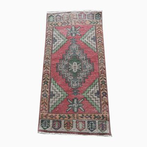 Tapis Oushak Vintage, Turquie, 1970s