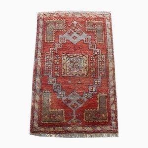 Kleiner türkischer Yastik Teppich, 1970er