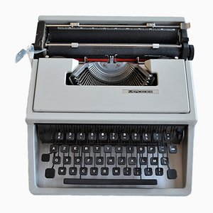 Portable Typewriter from Mercedes, 1970s